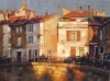 Arles at Sunset